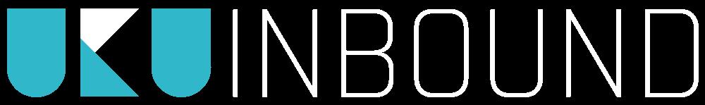 uku inbound logo white